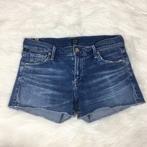 Citizens of Humanity Jean Shorts